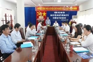 Giám sát việc giải quyết kiến nghị cử tri sau kỳ họp 17 HĐND tỉnh
