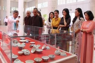 Tây Ninh: Tiếp nhận và trưng bày hiện vật do nhà sưu tập Nguyễn Ngọc Ẩn hiến tặng