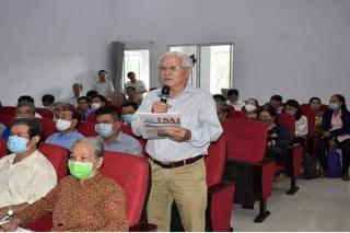 Phó Bí thư Thường trực Thành ủy TP.HCM: Xin lỗi cử tri vì giải quyết vụ Thủ Thiêm rất chậm