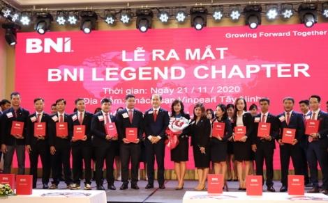 Tây Ninh chào đón Chapter thứ 124  của BNI Việt Nam