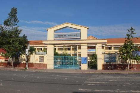 Trường THPT Nguyễn Huệ (Bến Cầu): Điểm sáng của ngành giáo dục Tây Ninh
