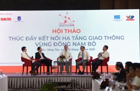 'Thủ tướng đã phát hiện tính chất kết nối lỏng lẻo của Đông Nam Bộ'