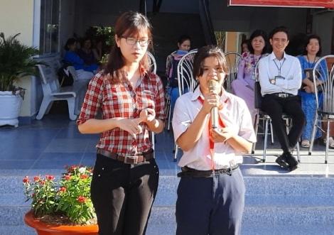 Tuyên truyền phòng, chống bạo lực học đường và tai nạn đuối nước