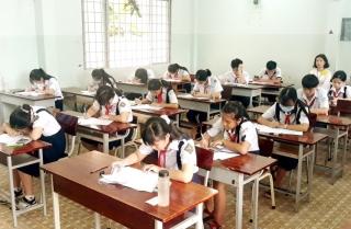 TP.Tây Ninh: Khai mạc kỳ thi chọn học sinh giỏi lớp 9 vòng Thành phố, năm học 2020– 2021