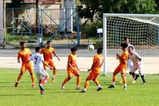 Chung kết Giải bóng đá U18 tỉnh Tây Ninh năm 2020: U18 Bến Cầu gặp U18 TP.Tây Ninh