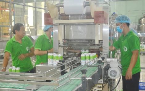 Hòa Thành: Giá trị sản xuất ngành công nghiệp-xây dựng tăng 3,54%