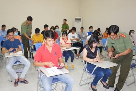 LĐLĐ tỉnh: Tập huấn cho lực lượng công nhân lao động nòng cốt tại các doanh nghiệp FDI