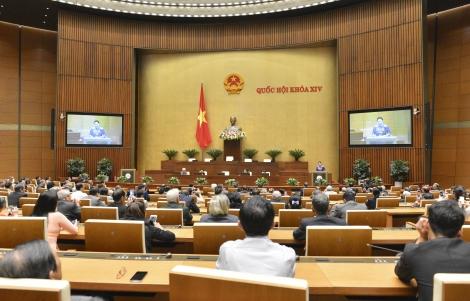 Chủ tịch Quốc hội Nguyễn Thị Kim Ngân chủ trì buổi gặp mặt đoàn đại biểu dự Đại hội biểu dương các Mô hình học tập toàn quốc