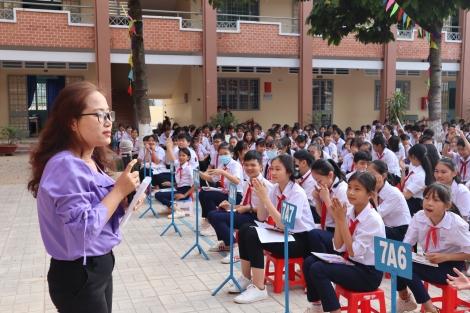 Tuyên truyền phòng chống xâm hại tình dục cho học sinh