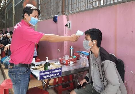 Tây Ninh: Tiếp tục thực hiện các biện pháp tăng cường phòng, chống dịch Covid-19 trong hoạt động vận tải