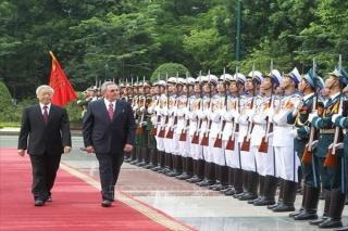 60 năm quan hệ Việt Nam - Cuba: Viết tiếp những trang sử vẻ vang