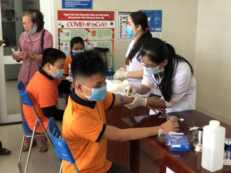 Hội Nạn nhân Chất độc da cam/dioxin tỉnh khám bệnh miễn phí cho 300 nạn nhân
