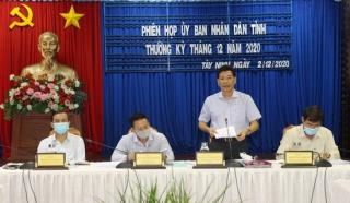 Tây Ninh: Tập trung các biện pháp phòng chống Covid-19