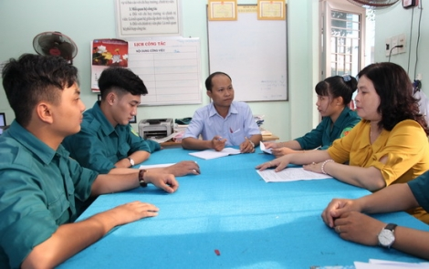 Ban CHQS thành phố: Hiệu quả trong việc thực hiện luân chuyển Chỉ huy trưởng