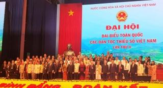 Khai mạc Đại hội Đại biểu toàn quốc các dân tộc thiểu số Việt Nam lần thứ II, năm 2020