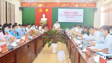 Đảng bộ thị xã Hòa Thành tổ chức Hội nghị lần 3