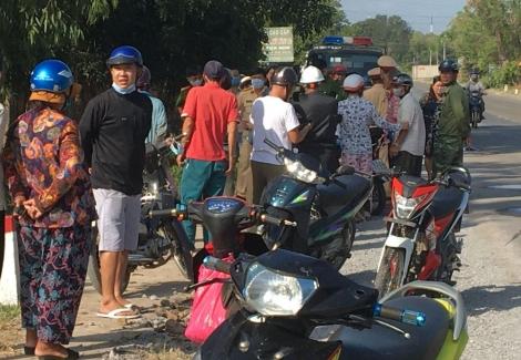 Xã Thái Bình, huyện Châu Thành: Phát hiện một người đàn ông chết nằm ven Quốc lộ 22B