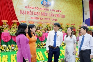 Tân Biên: Khi bí thư cấp uỷ không phải là người địa phương