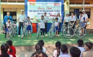 Tân Châu: Tổ chức chương trình thắp sáng ước mơ thiếu nhi, năm học 2020-2021