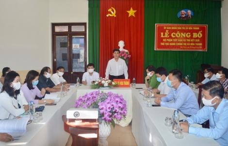 Hòa Thành: Chính thức đưa vào hoạt động Bộ phận tiếp nhận và trả kết quả TTHC tại trụ sở mới