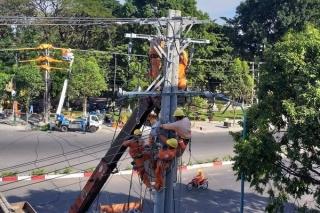 Điện lực Tây Ninh xin lỗi khách hàng do việc trả điện trễ