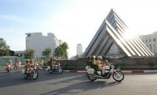 Công an Tây Ninh mở đợt cao điểm bảo đảm TTATGT Tết 2021
