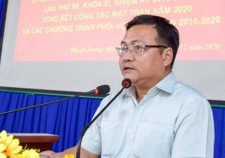 MTTQVN huyện Dương Minh Châu: Thực hiện hiệu quả nhiều mô hình trong xây dựng nông thôn mới và giảm nghèo
