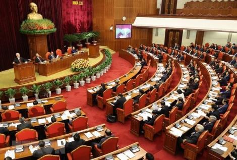Trình Trung ương dự thảo Quy chế bầu cử tại Đại hội XIII của Đảng