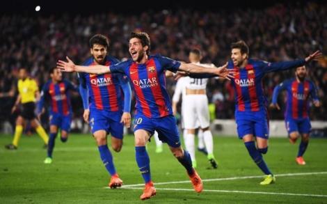 Kết quả bốc thăm vòng 1/8 Champions League: Chelsea vs Atletico, Barca vs PSG