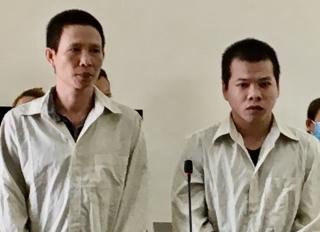 Mua bán ma tuý 2 bị cáo lãnh án 11 năm tù