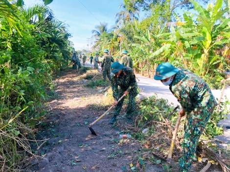 Thành phố Tây Ninh ra quân làm công tác dân vận đợt 2 năm 2020