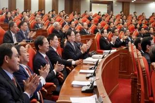 Phiên bế mạc Hội nghị lần thứ 14 BCH Trung ương Đảng khóa XII