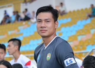 Thủ môn Minh Toàn chia tay đội bóng Xi măng Fico-YTL Tây Ninh