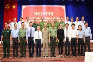 Công an Tây Ninh: Hội nghị tổng kết năm 2020