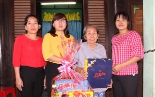 Hội LHPN phường Long Thành Bắc hưởng ứng ra quân làm công tác dân vận đợt 2