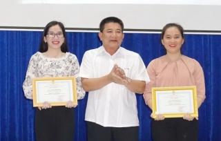 LĐLĐ tỉnh: Tổ chức lớp tập huấn về Điều lệ Công đoàn và Bộ luật lao động