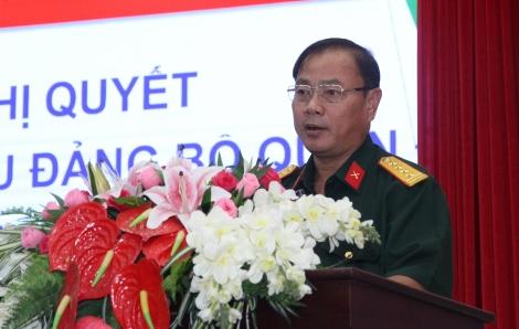Đảng bộ Quân sự tỉnh: Học tập, quán triệt, triển khai thực hiện Nghị quyết Đại hội Đảng bộ tỉnh lần thứ XI, nhiệm kỳ 2020-2025