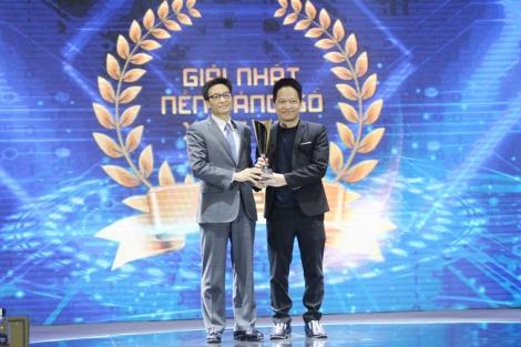 Vinh danh các sản phẩm công nghệ số Make in Vietnam