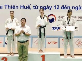 Điểm nhấn của võ thuật Tây Ninh tại đấu trường quốc gia