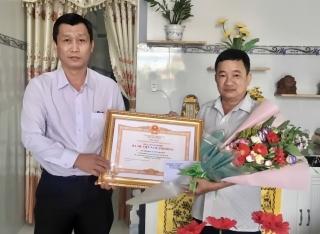"""Châu Thành: Trao quyết định Truy tặng danh hiệu vinh dự Nhà nước """"Bà mẹ Việt Nam anh hùng"""""""