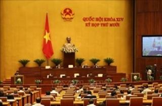 Danh mục Nghị định, Thông tư hướng dẫn các Luật thông qua tại Kỳ họp thứ 10, Quốc hội XIV
