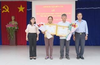"""Bến Cầu: tổ chức lễ truy tặng danh hiệu cao quý """"Bà mẹ Việt Nam anh hùng"""""""