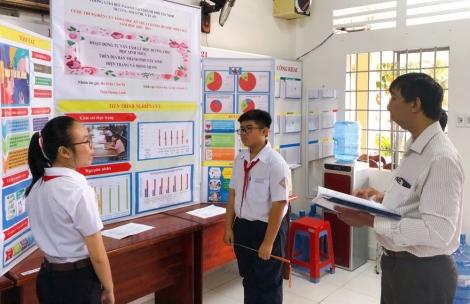 Khai mạc Cuộc thi khoa học kỹ thuật học sinh trung học vòng Thành phố, năm học 2020 – 2021