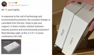 Xiaomi sẽ bỏ củ sạc vì 'môi trường'