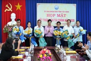 Tổng thu ngân sách nhà nước tỉnh Tây Ninh đạt hơn 10.000 tỷ đồng