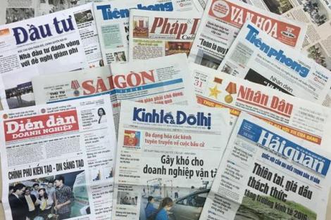 """Quy hoạch và phát triển Báo chí đến năm 2025: Cơ hội """"tái định vị"""" các sản phẩm báo chí"""