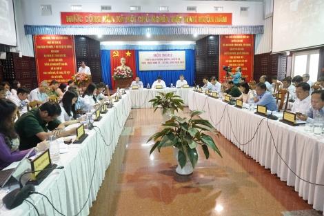 UBND tỉnh: Hội nghị triển khai nhiệm vụ năm 2021