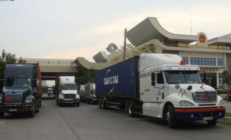 Năm 2020: Hai cửa khẩu quốc tế Mộc Bài, Xa Mát thu phí phương tiện hơn 256 tỷ đồng