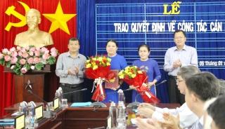 Bà Nguyễn Thị Kim Quyên được giao Phụ trách Văn phòng Đoàn ĐBQH và HĐND tỉnh