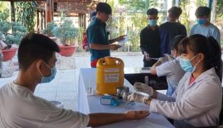 Huyện Dương Minh Châu: Giám sát HIV, ma túy đối với thanh niên trúng tuyển Nghĩa vụ quân sự năm 2021